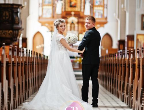 Regole di galateo per il matrimonio religioso in Chiesa.